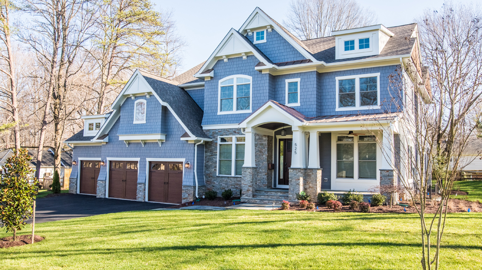Vienna Custom Home Builder Fairfax County